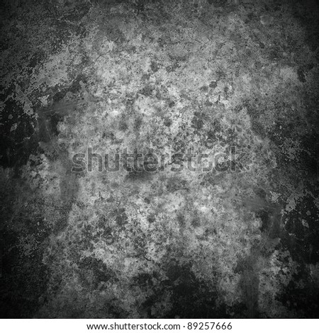 black marble background - stock photo
