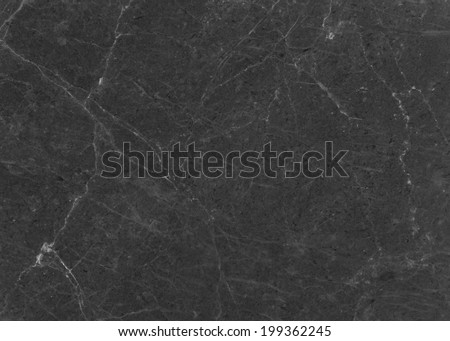 black marble texture - stock photo