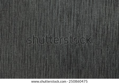 Black Mat, Detail  / Black Mat - stock photo