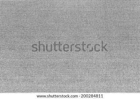 black mesh texture - stock photo