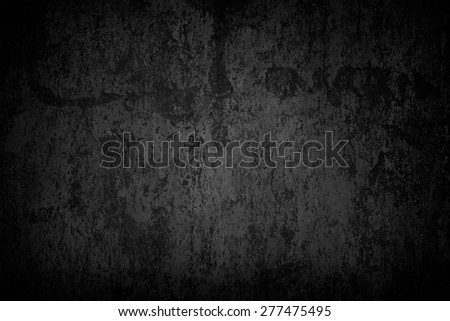 Black Metal - stock photo