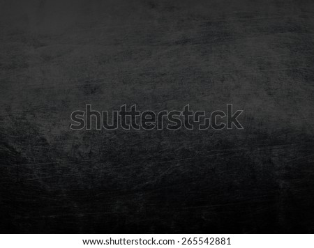 black metal background - stock photo
