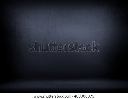 black metal interior background