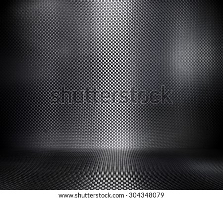black metal space background - stock photo