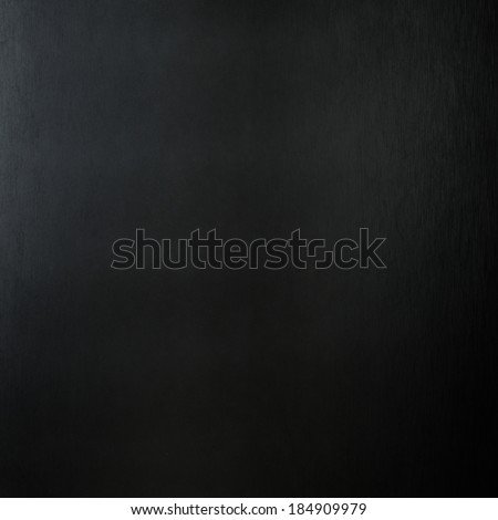 Black metal texture - stock photo