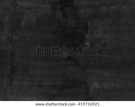 black paint wall background - stock photo