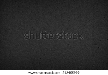 Black Paper  - stock photo