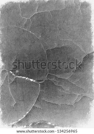 black paper background - stock photo