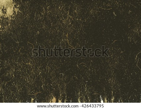 Black Paper. Old paper sheet. Paper texture. Retro paper background. Watercolor paper. White textured watercolor paper. Grunge paper. Dirty paper. Paper template - stock photo