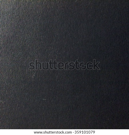 Black paper surface - stock photo