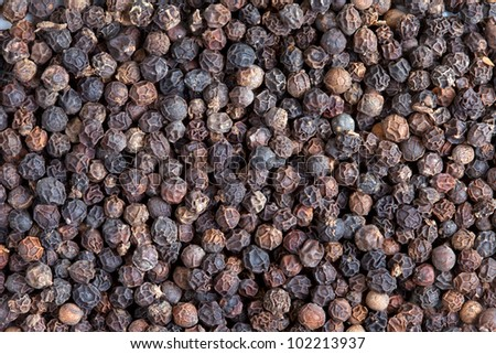 TỨ TUYỆT HOA 2 - Page 13 Stock-photo-black-peppercorns-piper-nigrum-berries-texture-background-used-as-a-spice-in-cuisines-all-over-102213937
