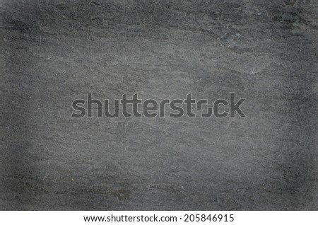 black slate background or texture - stock photo
