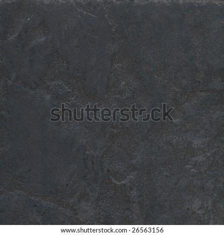 black slate texture (background) - stock photo
