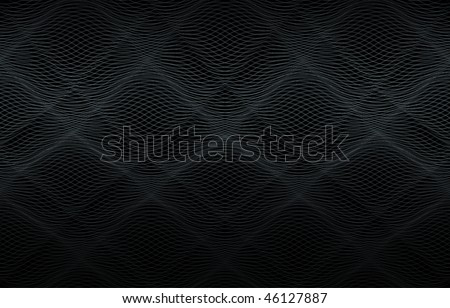 Black snake skin texture background - stock photo
