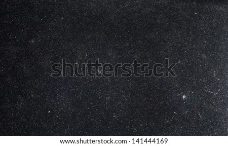 Black speckled texture - stock photo