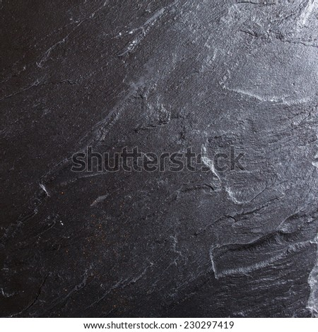 black stone - stock photo