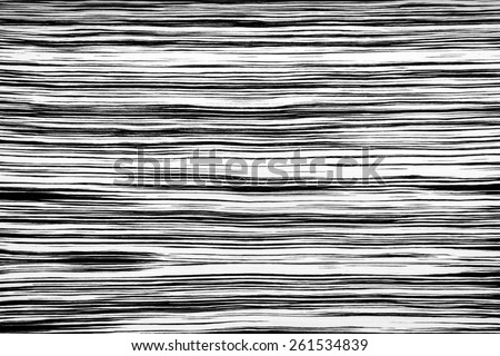 Black stripes over white abstract african background - stock photo