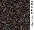 Black Tea Leaves Background - stock photo
