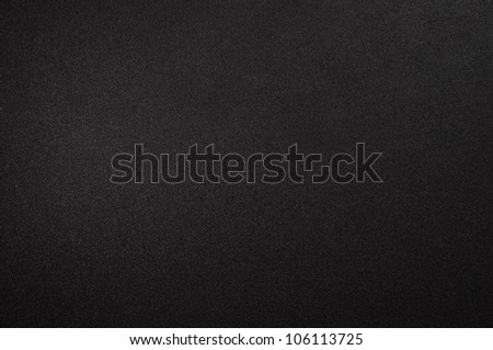 Black texture in high resulution - stock photo