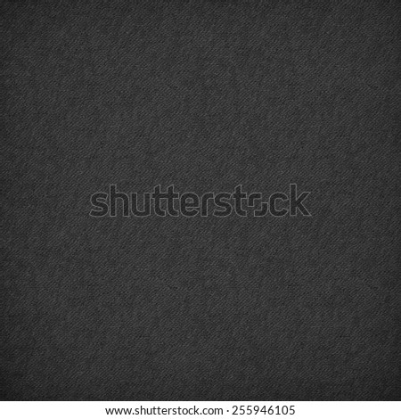 Black textured paper background. - stock photo