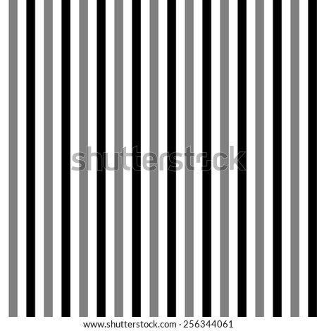 black with gray and white vertical stripes pattern, seamless background