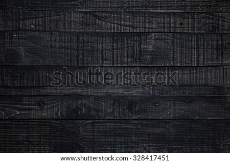 Black wood, background texture, very high resolution - stock photo