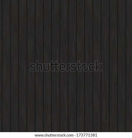 black wooden backgrounds - stock photo