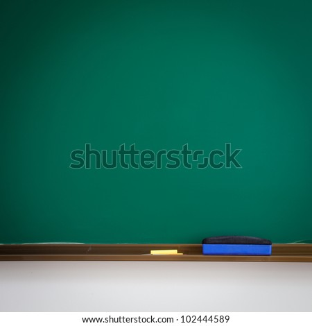 blackboard,backboard - stock photo