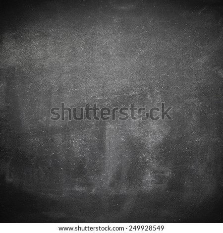 Blackboard frame - stock photo