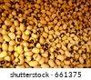 Blackeyed peas - stock photo