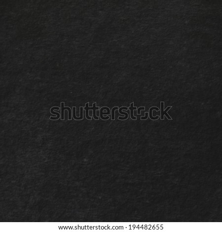 Blank black textured paper background  - stock photo