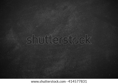 Blank Blackboard Background./ Blank Blackboard Background. - stock photo