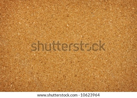 Blank Corkboard. Great for background texture - stock photo