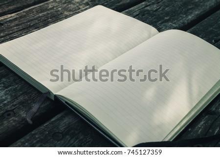 quarter blank