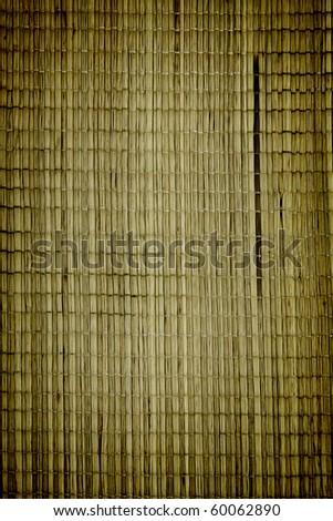 Blank grunge woven texture - stock photo