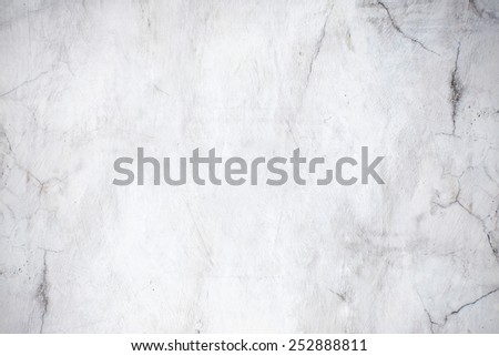 Blank plaster wall background - stock photo