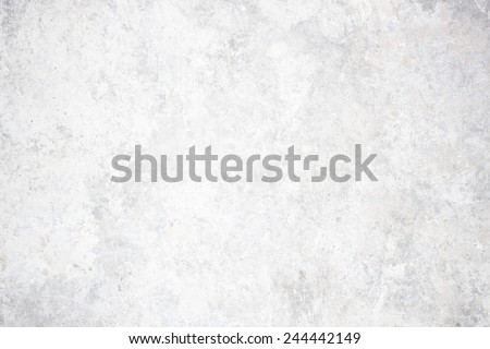 Blank stucco wall - stock photo