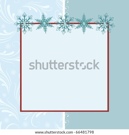 greetings from postcard template