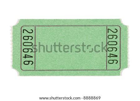 Blank Raffle Ticket Images RoyaltyFree Images Vectors – Blank Ticket