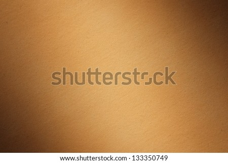 Blank Wall Brown  Background - stock photo