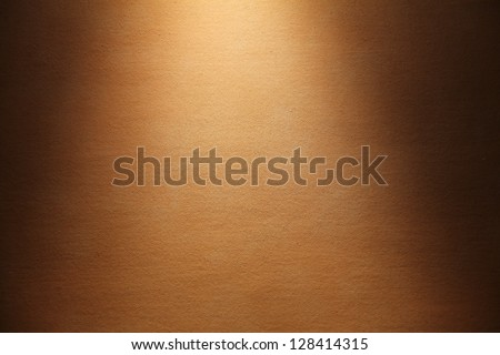 Blank Wall Brown highlight  Background