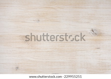 Bleached wooden texture background - stock photo