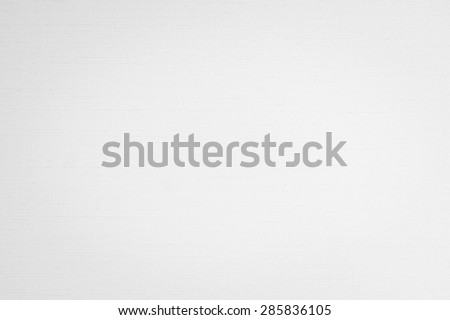 Blended cotton silk fabric wallpaper texture pattern background in light white color tone   - stock photo