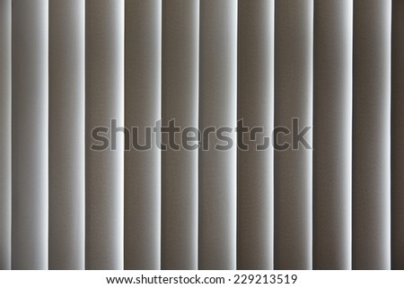 Blinding window. - stock photo