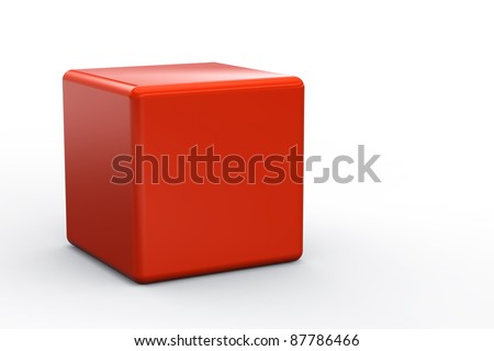 Block - stock photo