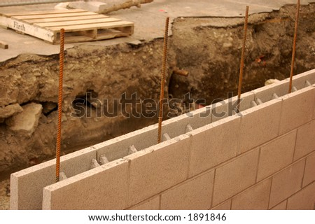 block-wall construction two