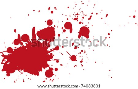 blood background