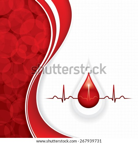Blood donation.Medical background