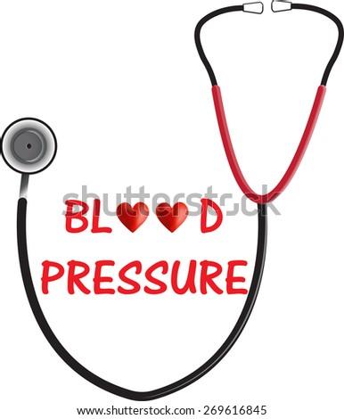 Blood Pressure BP - stock photo