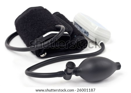 Blood-pressure device